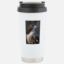 Red-tailed Hawk Stainless Steel Travel Mug