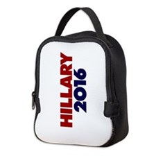 Hillary 2016 Neoprene Lunch Bag