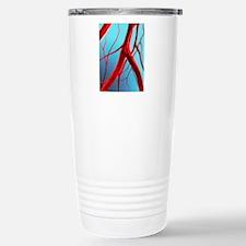 Arteries, artwork Travel Mug