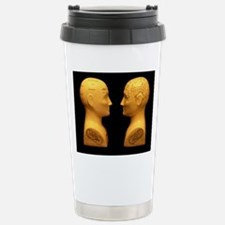 Phrenology busts Travel Mug