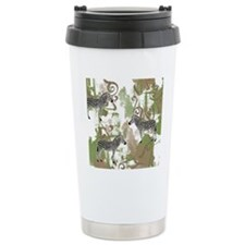Zebras Travel Mug