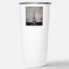 Eiffel Tower Stainless Steel Travel Mug