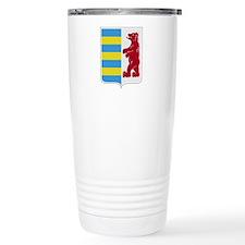 Rusyn Emblem large Travel Mug