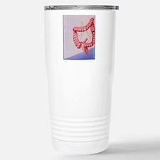 Large intestine Stainless Steel Travel Mug
