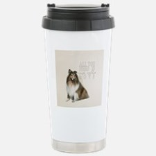 rc_woman_all_over_tshir Stainless Steel Travel Mug
