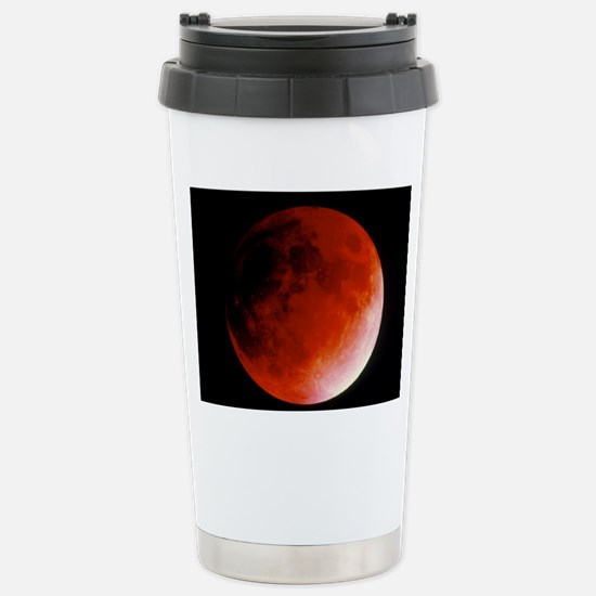 Lunar eclipse Stainless Steel Travel Mug
