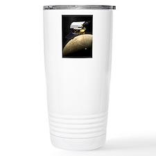 Messenger spacecraft at Travel Mug