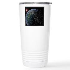 Meteor shower Thermos Mug
