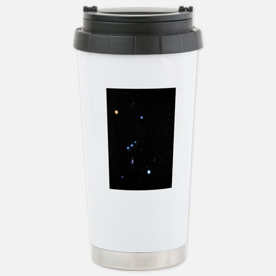 Orion constellation Stainless Steel Travel Mug