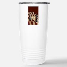 Chess Quote- Brilliance Travel Mug
