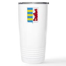 Rusyn Emblem (car flag) Travel Mug