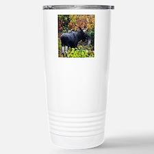 11x11_pillow 8 Stainless Steel Travel Mug