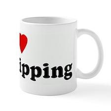 I Love Cow Tipping Mug