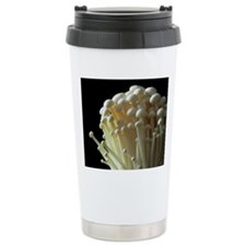 Enoki mushrooms (Flammu Travel Mug