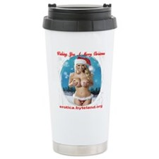 Wishing You A Merry Chr Travel Mug