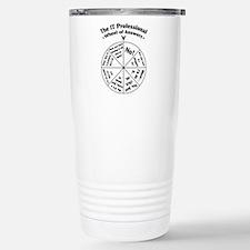 IT Professional Wheel o Travel Mug