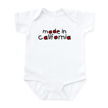 california Body Suit