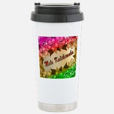 mele-mouse-back Stainless Steel Travel Mug