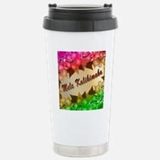 shower-mele-back Stainless Steel Travel Mug