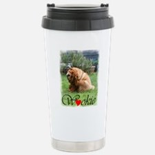I love Wookie the Chow Stainless Steel Travel Mug