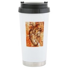 Unhealthy heart Travel Mug