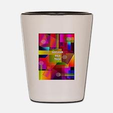Nuclear Med Tech Shot Glass