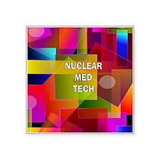 Nuclear Med Tech Sticker