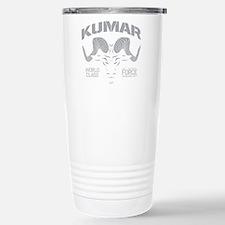 Kumar Ram Stencil 1 Travel Mug
