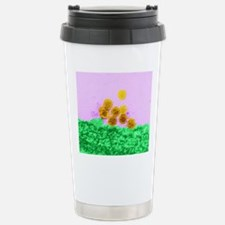 West Nile virus, TEM Stainless Steel Travel Mug