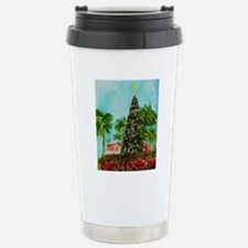 100 ft Christmas Tree Travel Mug