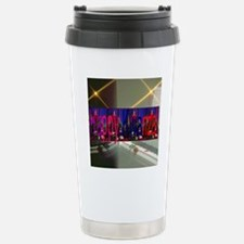 Happy Kwanza Stainless Steel Travel Mug