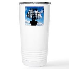 Air traffic control rad Thermos Mug