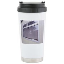 Aluminium window Travel Coffee Mug