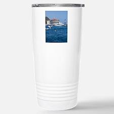 Avalon Harbor Catalina  Stainless Steel Travel Mug