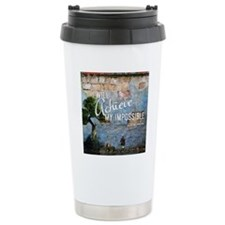 I will achieve my impos Travel Mug
