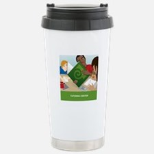 Tile Coaster Travel Mug
