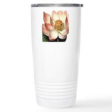 Botanical Lotus Travel Mug