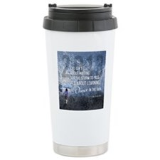 2013 Life Isnt About Wa Travel Mug