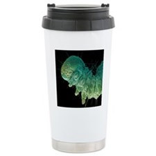 Caterpillar head, SEM Travel Mug
