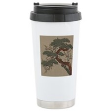 Japanese Bonsai Pine Travel Mug