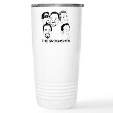The Groomsmen Travel Mug