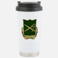 385th MP Battalion Crest.png Travel Mug