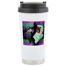 Cyberstalking Travel Mug
