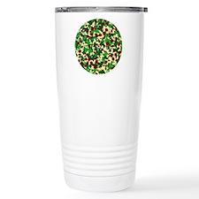 Ladybugs and Ivy on Sun Travel Coffee Mug