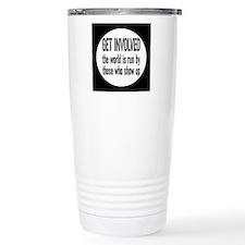 involvedbutton Travel Mug
