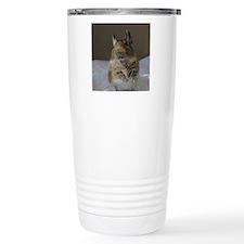 DEGU Happy_round orname Travel Mug