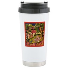 Crazy Quilters Travel Mug