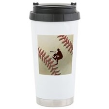 iPitch Baseball Travel Mug