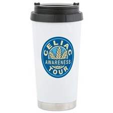 Celiac Awareness Tour L Travel Mug