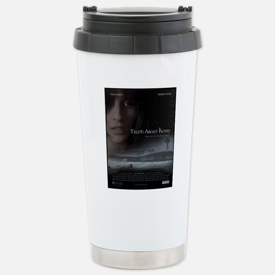 Truth About Kerry - Bla Stainless Steel Travel Mug